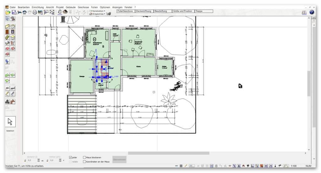 Automatische-Außenmaße-im-Holzhaus-planen