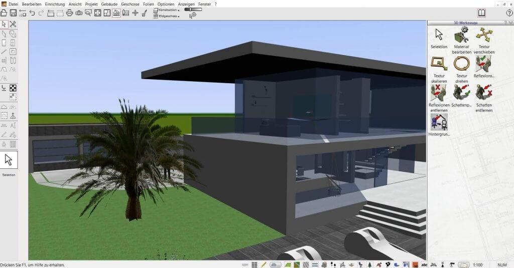 Große Projekte vom Gartenhaus planen