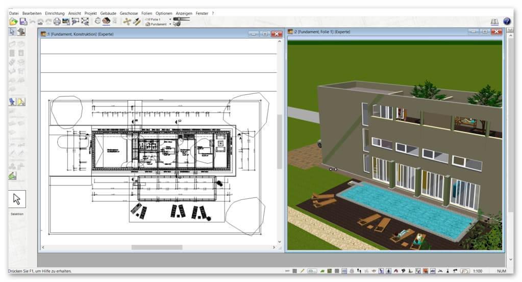 Grundriss-selber-zeichnen-in-2D-3D