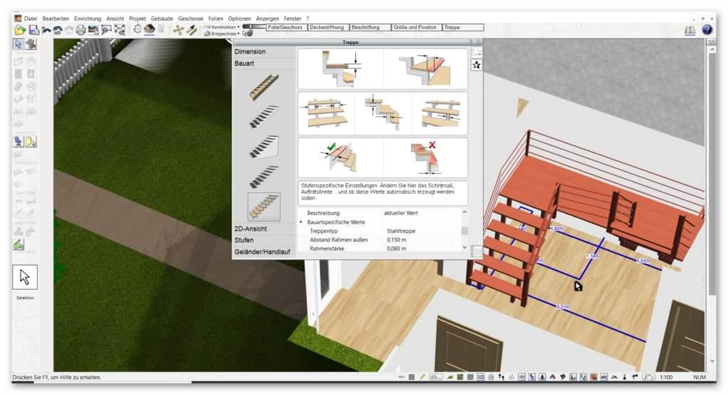 Treppe-im-Holzhaus-planen