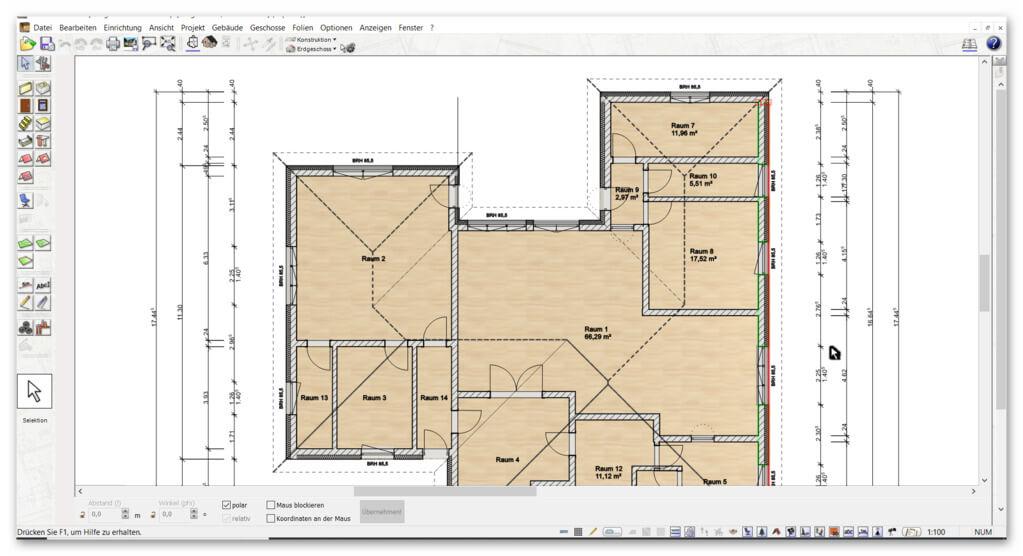 Automatische-Außenmaße-Haus-selber-planen