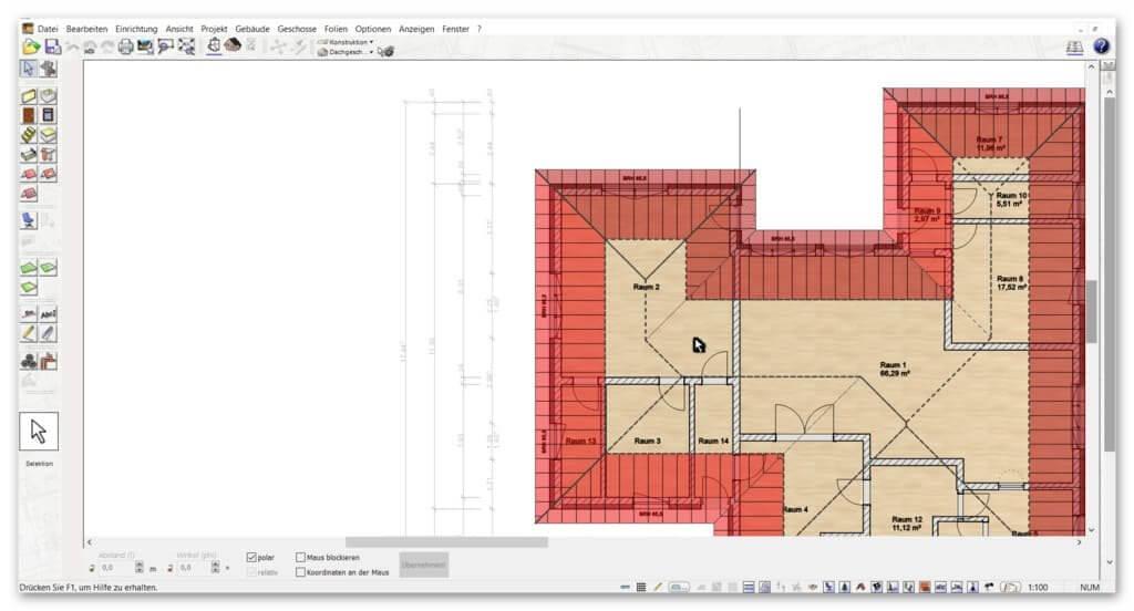 Automatische-Bemaßung-in-der-Alternative-für-Architekt-3D