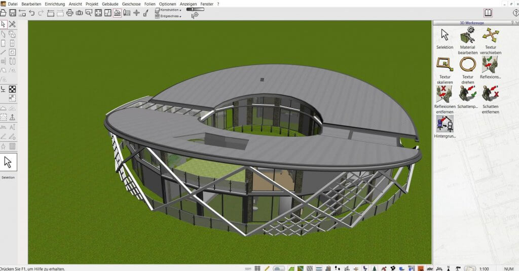 Große Projekte von der Garage planen