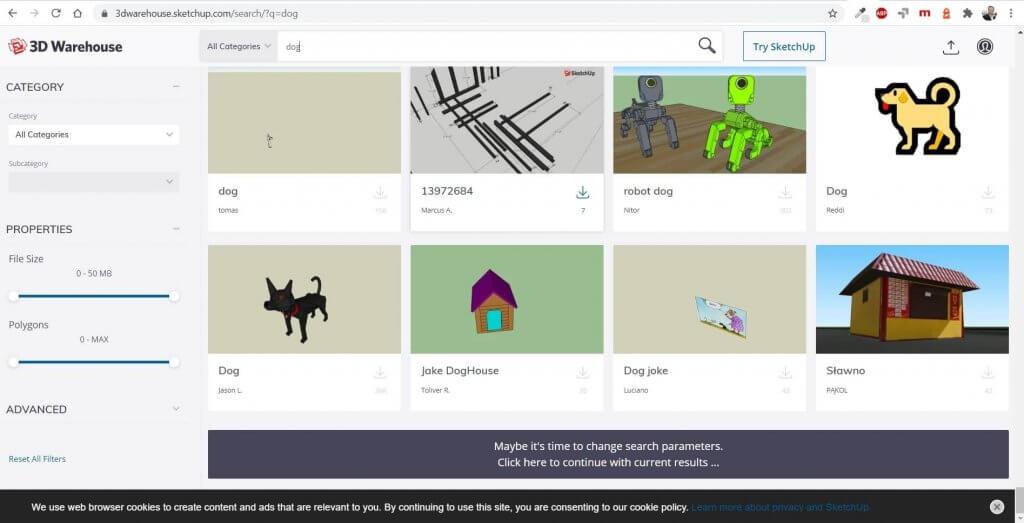 Millionen 3D Objekte für die Altbausanierung