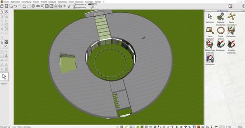 Bauzeichnung von Großprojekten erstellen