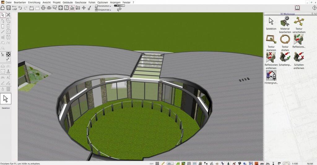 Großprojekte mit Dachstuhl selber planen