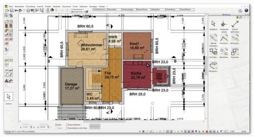 12_Grundrisserstellung-mit-dem-Plan7Architekt