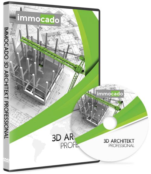 immocado 3d cad architektur hausplaner software. Black Bedroom Furniture Sets. Home Design Ideas
