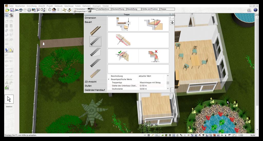 Grundriss Selber Zeichnen Mit Grundrissplaner Software Programm