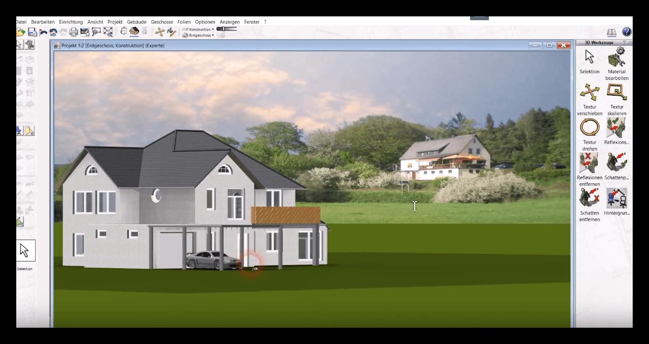 Haus Erstellen 3d. Beautiful Planen Software Freeware