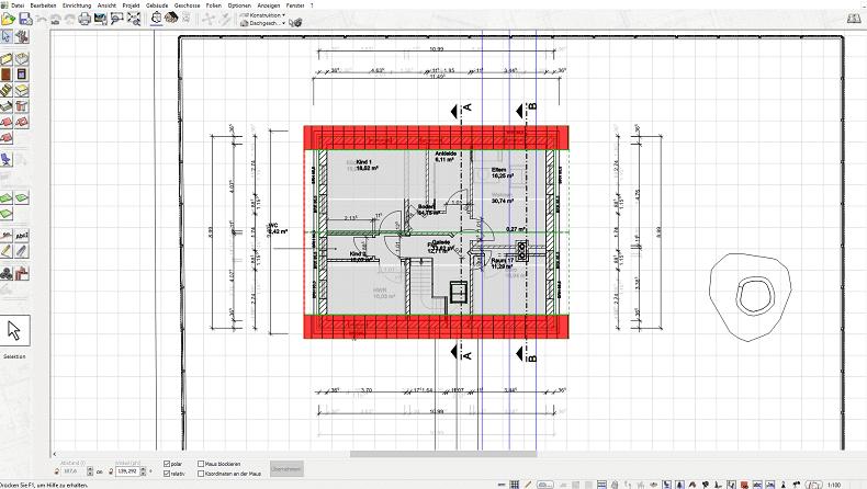 Superb ... Die Eigenen Entwürfe Im 3D Modus Fotorealistisch Zu Begehen,  Erleichtern Die Arbeit Am Projekt. Neben Dem Entwerfen Von Neuen Grundrissen  Ist Auch Der ...