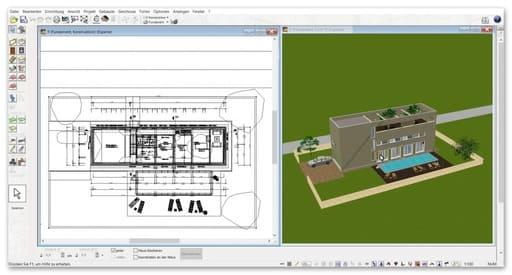 Dessinez ou créez votre propre plan en 3D et 2D