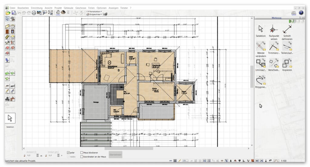 3d Cad Hausplaner Architektur Software Programm Plan7architekt