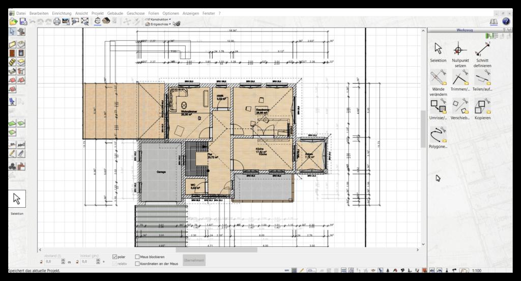 Grundrisse erstellen mit 3D Software