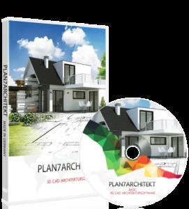 Plan7Architekt Basic Architektursoftware