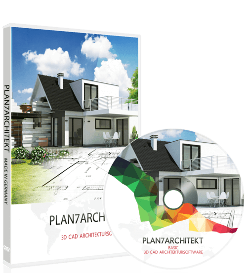 Plan7Architekt Basic Architektursoftware