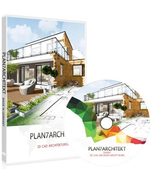 Plan7Architekt-Expert-Hausplaner-Software