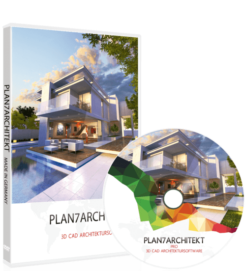 Plan7Architekt Pro Architektur Software