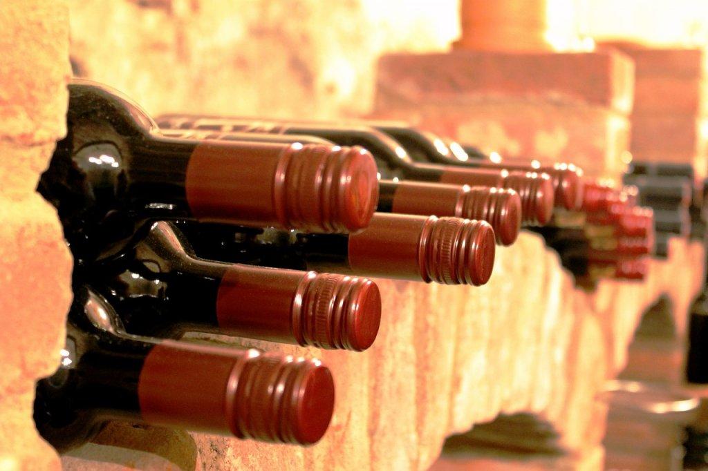 Weinkeller einrichten