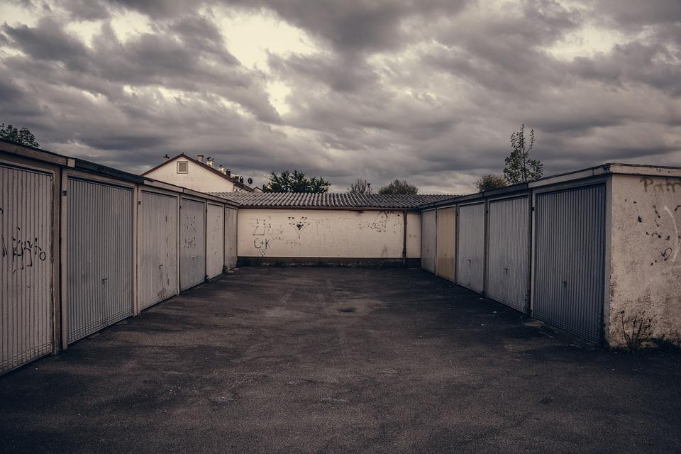 Alte Garagen