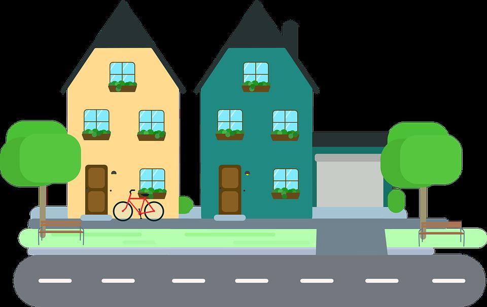 Haus oder Wohnung bauen