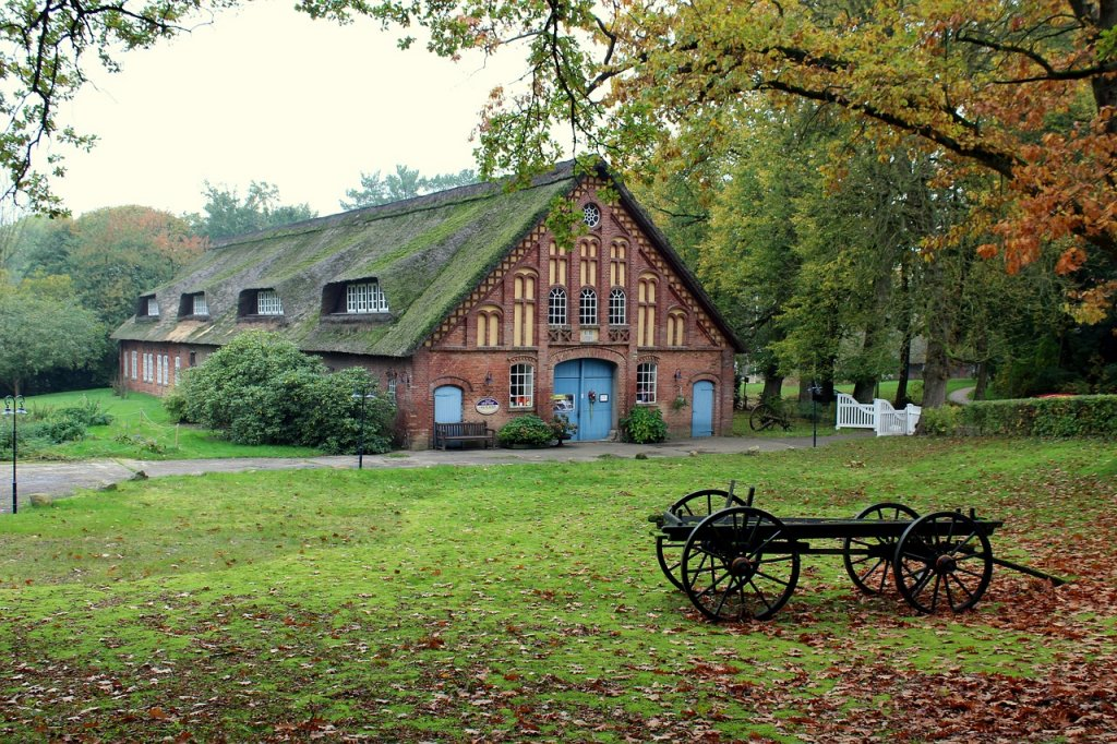 Landhaus in Deutschland selber planen