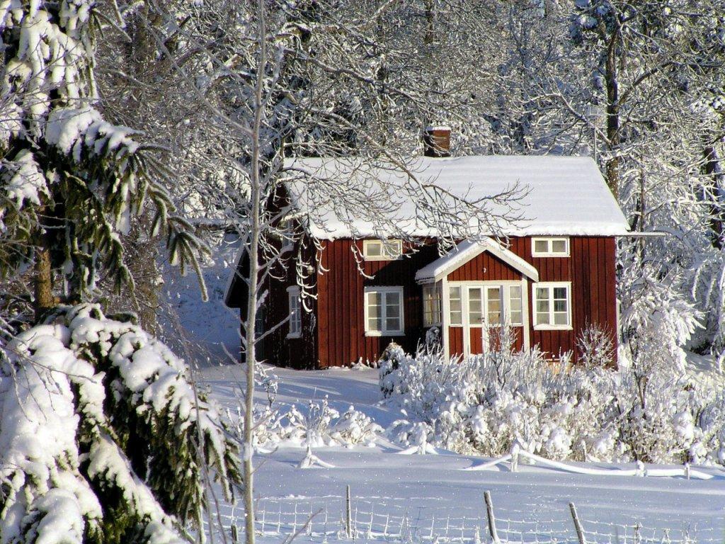 Skandinavisches Landhaus mit Software bauen