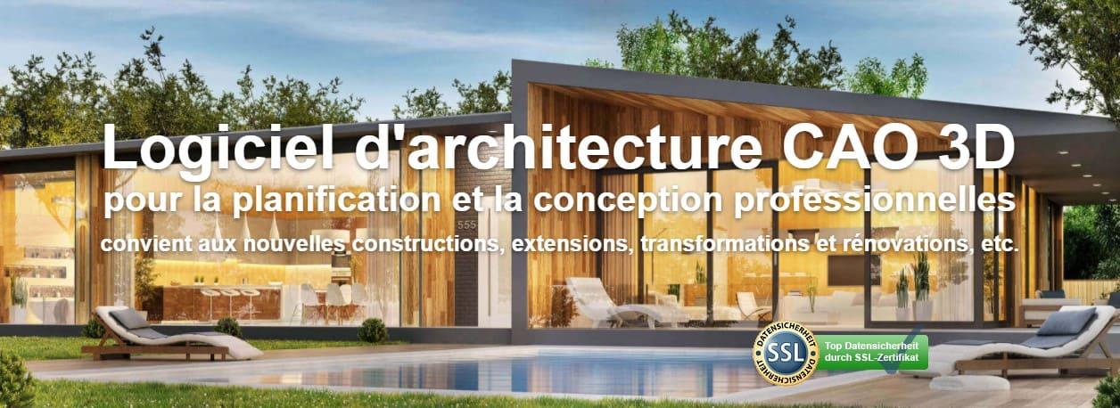 Logiciel De Cao 3d Pour La Planification Et L Architecture De La Maison Programme