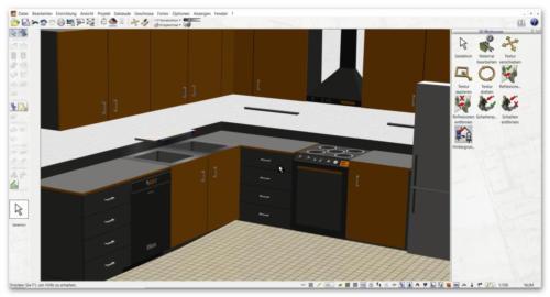 Küchenplaner Software