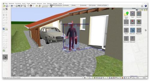 01 3D Visualisierung mit dem Plan7Architekt