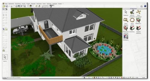 04 Anbau planen mit dem Plan7Architekt