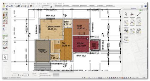 12 Grundrisserstellung-mit-dem-Plan7Architekt