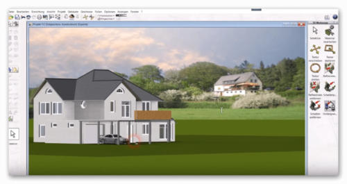 13 Projekt planen mit dem Plan7Architekt