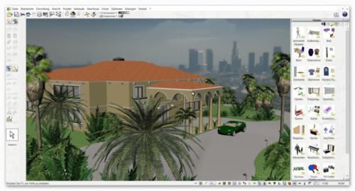 14 Traumhaus plenen mit dem Plan7Architekt