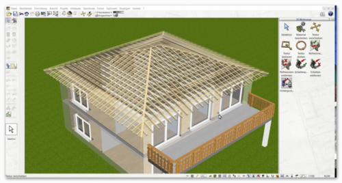 19 Holzkonstruktion